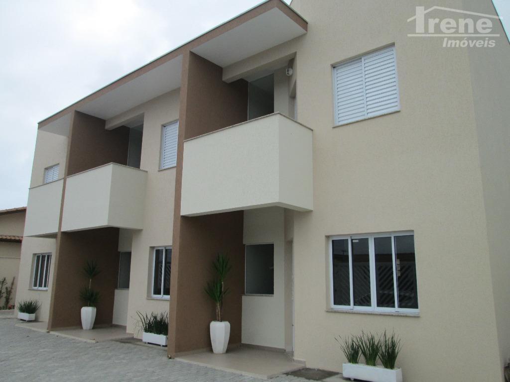 Sobrado residencial à venda, Jardim Belas Artes, Itanhaém - SO0229.
