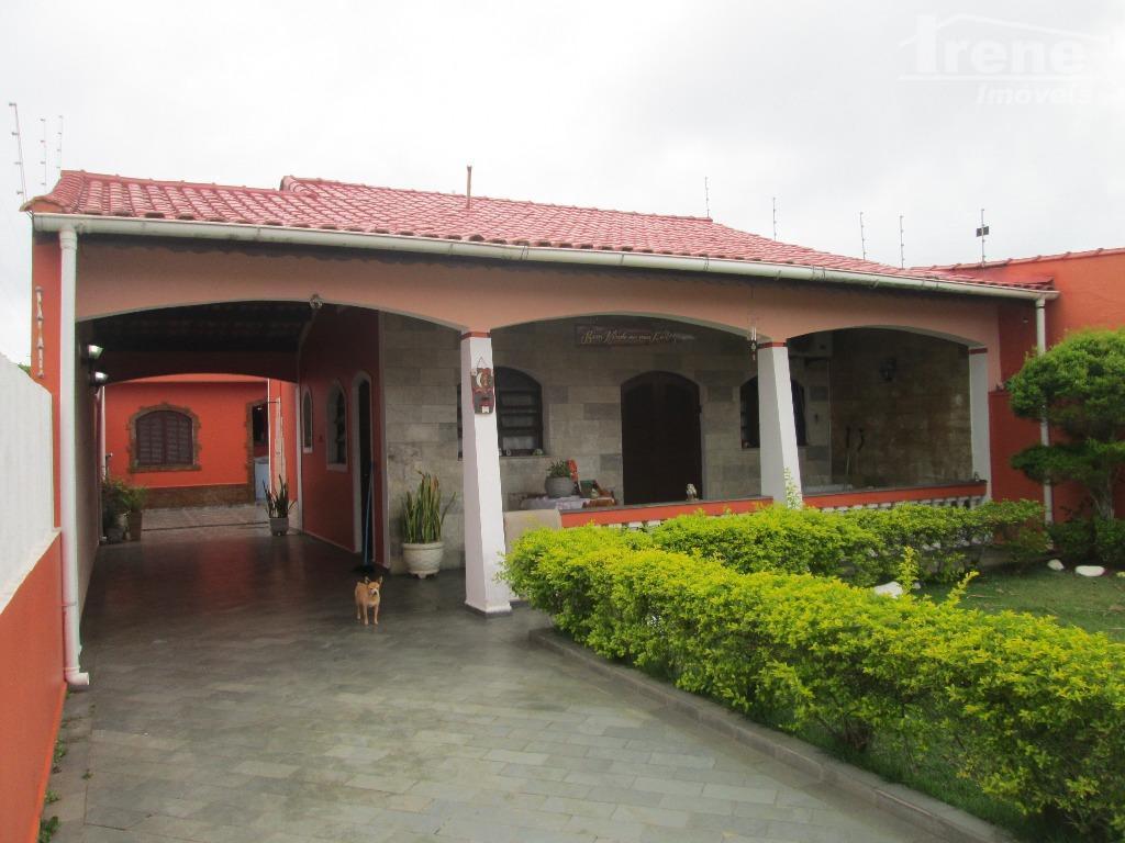 Casa residencial à venda, Jardim das Palmeiras, Itanhaém.