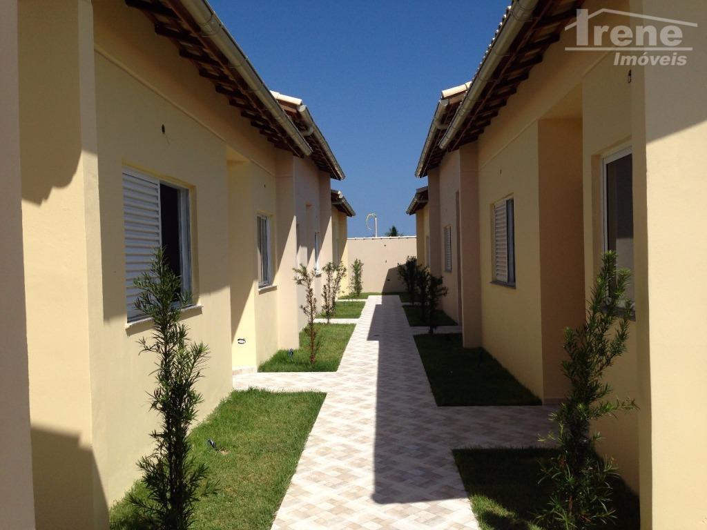 Casa residencial para locação, Balneário Jardim de Itanhaém (F/Grandesp), Itanhaém - CA1117.