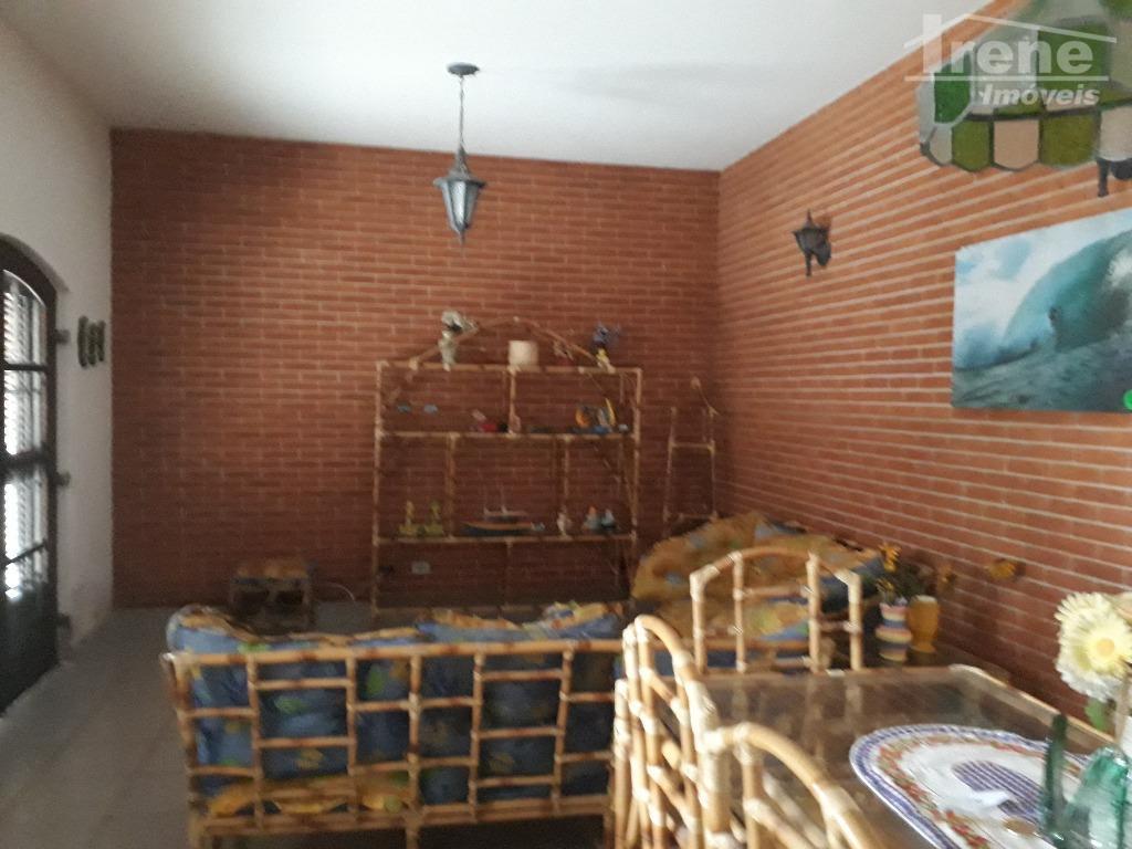 Casa residencial para locação, Vila Nova Itanhaem, Itanhaém.