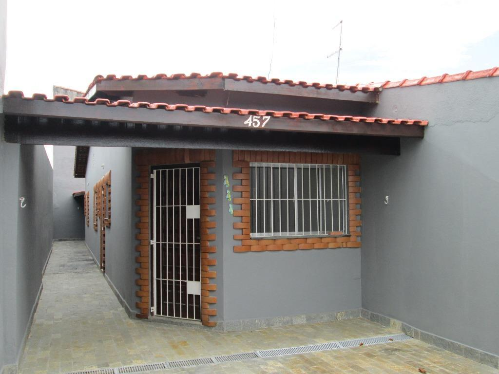 Casa residencial para locação definitiva, Jardim Marilú, Itanhaem.