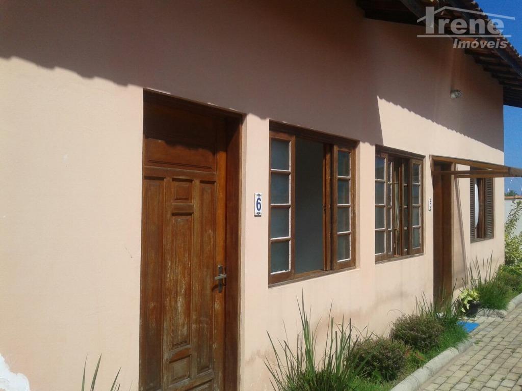 Casa em condomínio fechado lado praia no CibratelII
