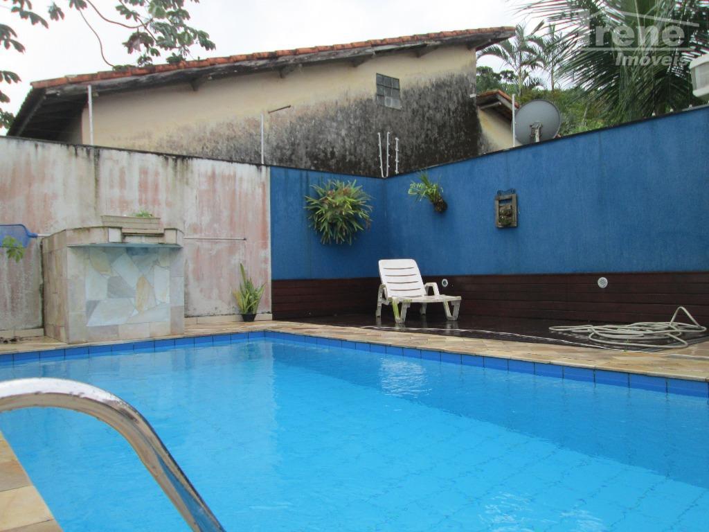 Casa residencial para locação, Praia Do Sonho, Itanhaém.