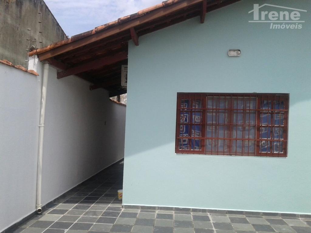 Casa residencial para locação, Jardim Marilú, Itanhaém.