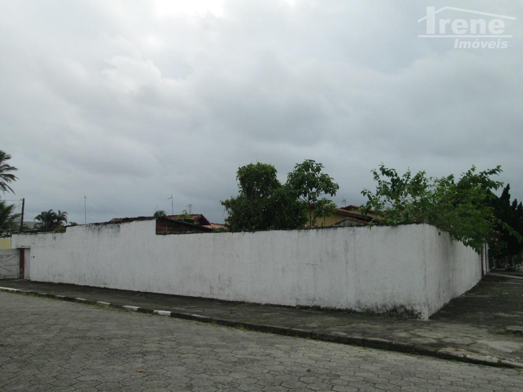 Terreno residencial à venda, Jardim Fazendinha, Itanhaém.