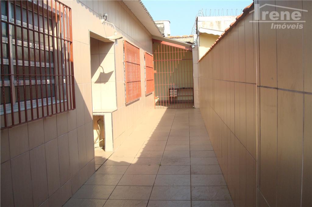 Casa residencial para locação, Jardim Suarão, Itanhaém.