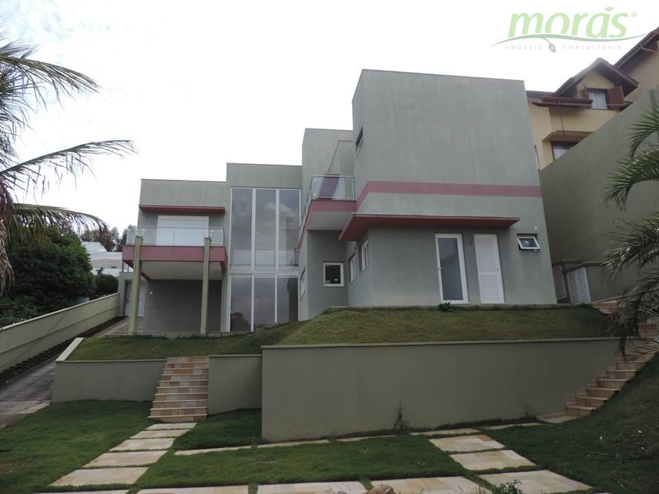 Casa Alto Padrão 600m2AC à venda, Chácara Malota, Jundiaí.