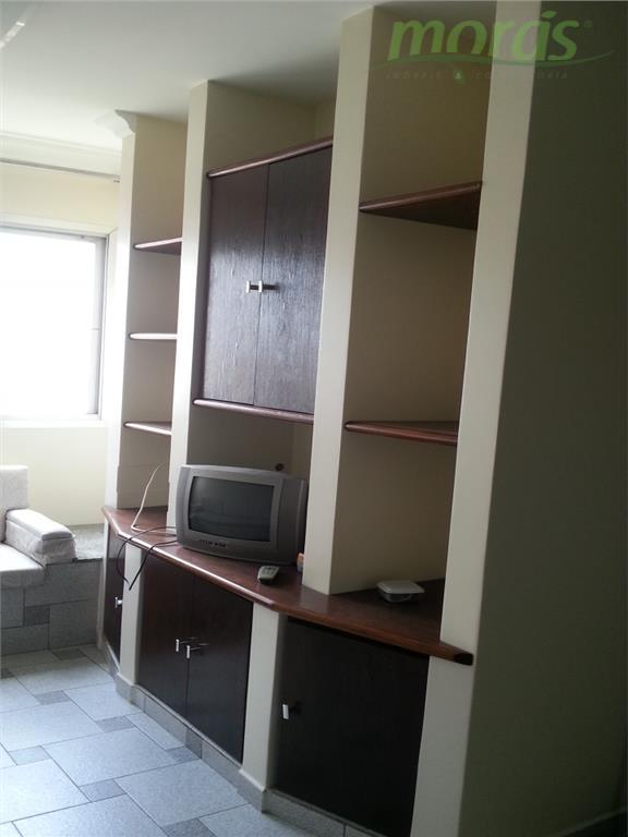 Apartamento residencial para locação, Sumaré, São Paulo.