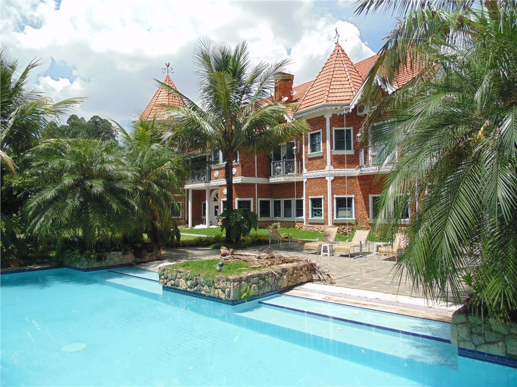 Casa residencial à venda, Residencial Tamboré, Barueri - CA0504.