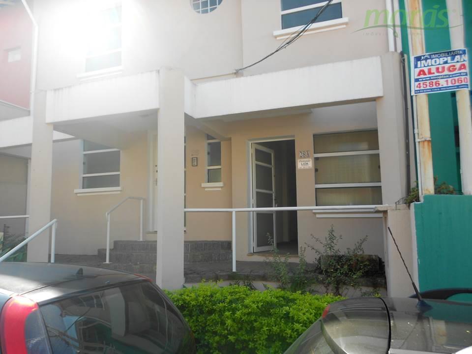 Casa comercial para locação, Centro, Jundiaí - CA0543.