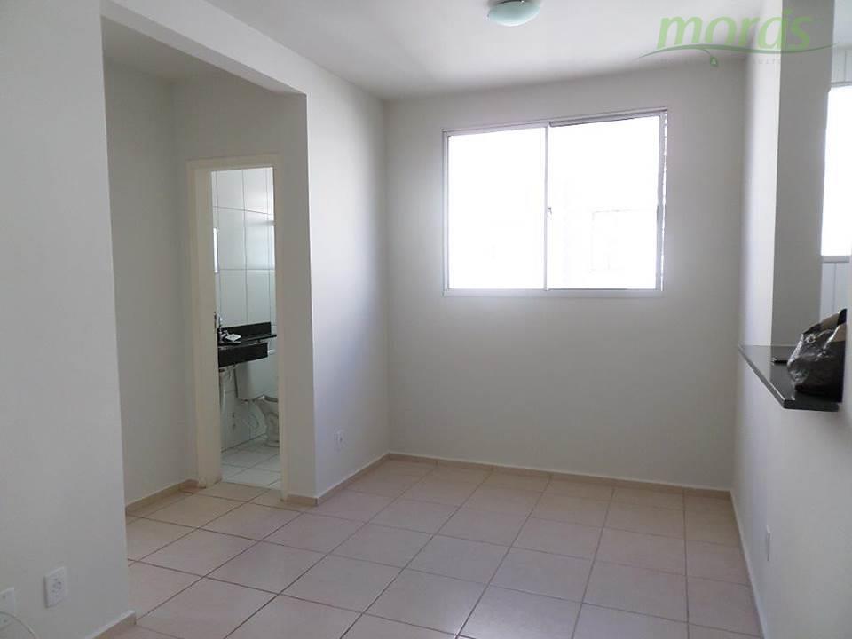 Apartamento  residencial para locação, Vila Rami, Jundiaí. 54m2
