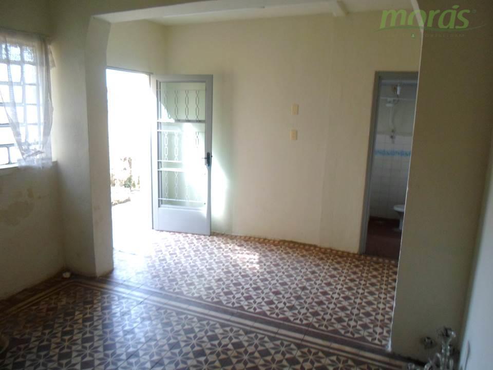 Casa residencial para locação, Vila Progresso, Jundiaí - CA0322.