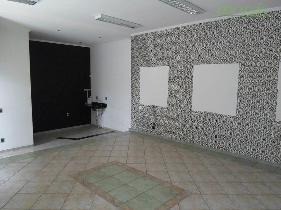 Salão  comercial para locação, Vila Progresso, Jundiaí.