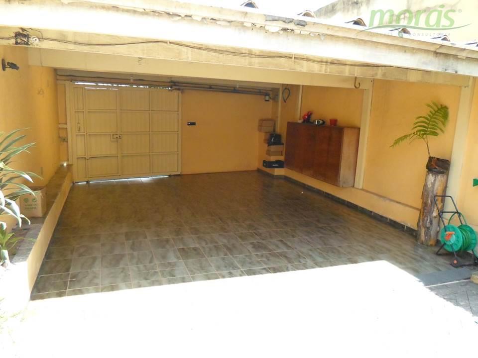 Casa residencial à venda, Vila Progresso, Jundiaí - CA0761.