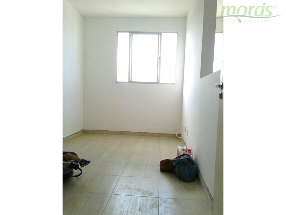 Apartamento 50,5m2 residencial para locação, Recanto Quarto Centenário, Jundiaí.