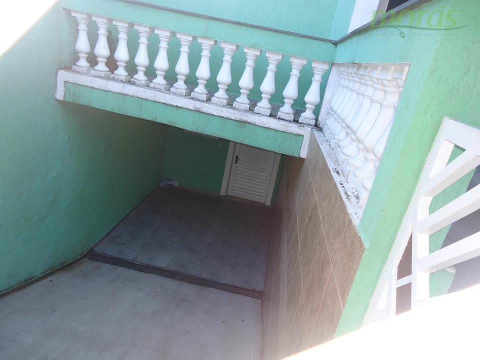 Casa  residencial para locação, Cidade Nova, Jundiaí.