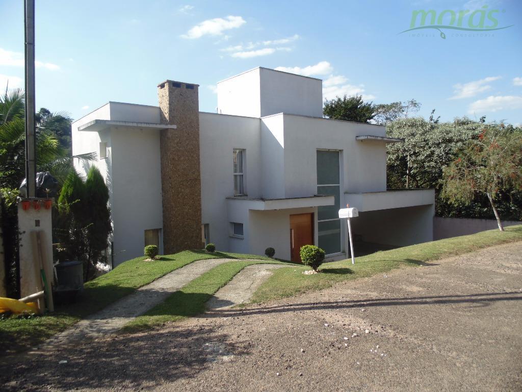 Casa residencial à venda, Loteamento Capital Ville, Jundiaí - CA0836.