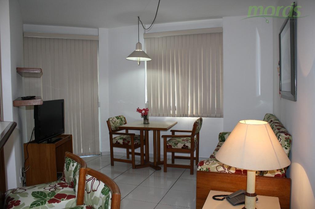 Apartamento temporada para locação, Jardim Paulista, São Paulo.