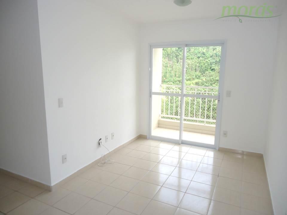 Apartamento  residencial para locação, Vila Nova Jundiainópolis, Jundiaí.