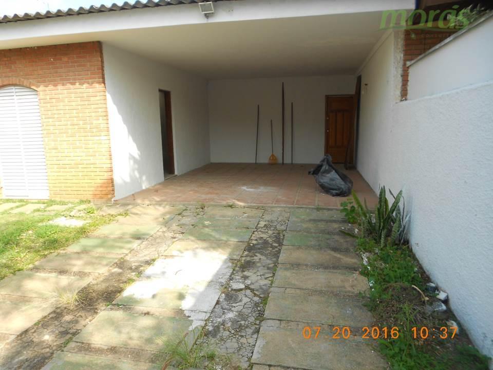 Casa  residencial para locação, Vila Maria Luiza, Jundiaí.