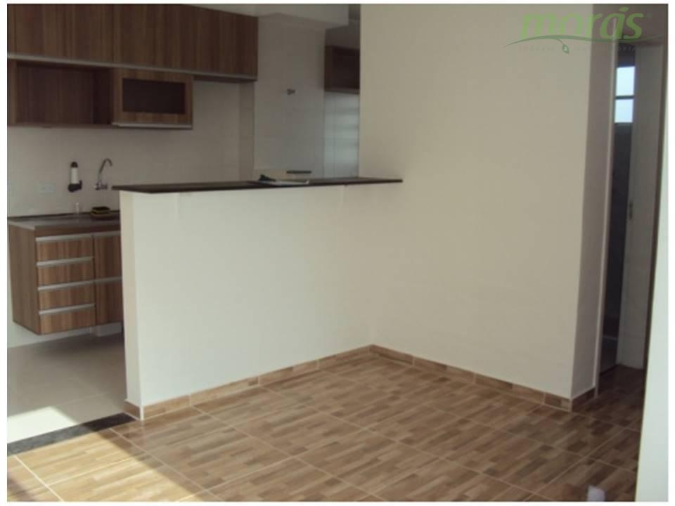 Apartamento  residencial para locação, Jardim Roma, Jundiaí.