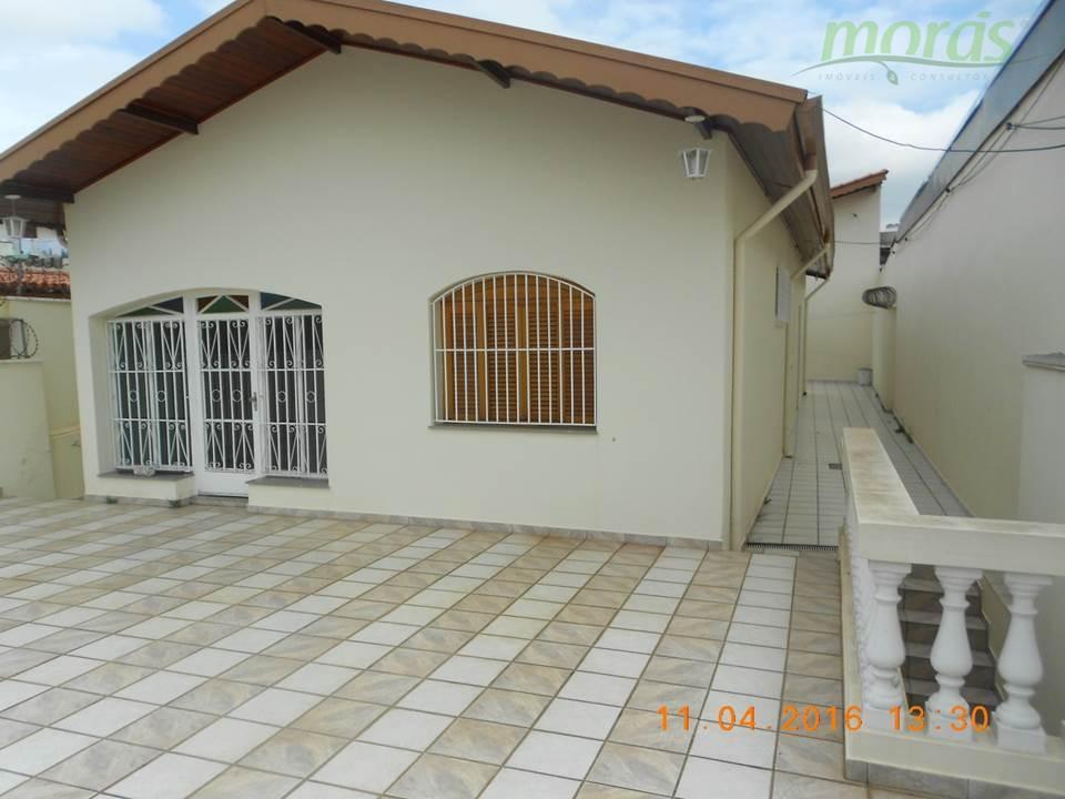 Casa residencial para locação, Vila Santana II, Jundiaí.