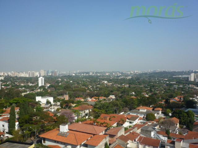 Apartamento residencial para locação, Alto de Pinheiros, São Paulo.