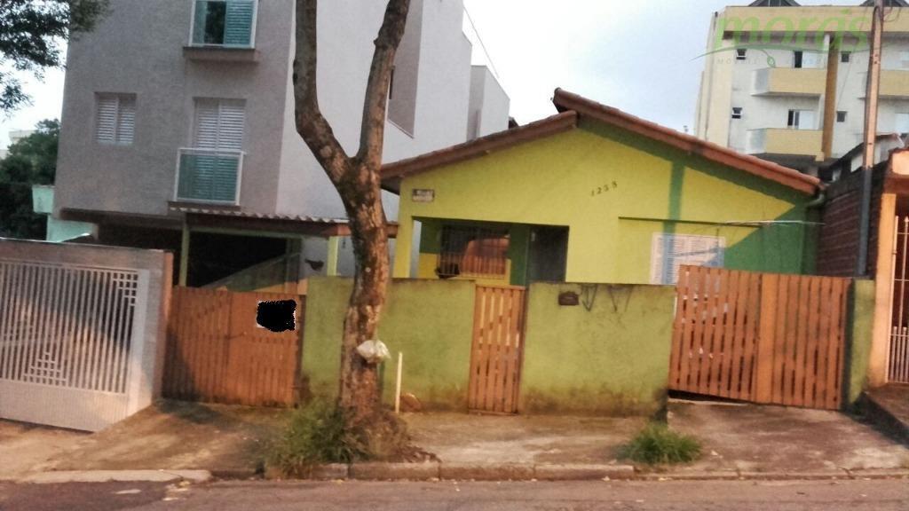 Casa residencial para locação, Parque Novo Oratório, Santo André.