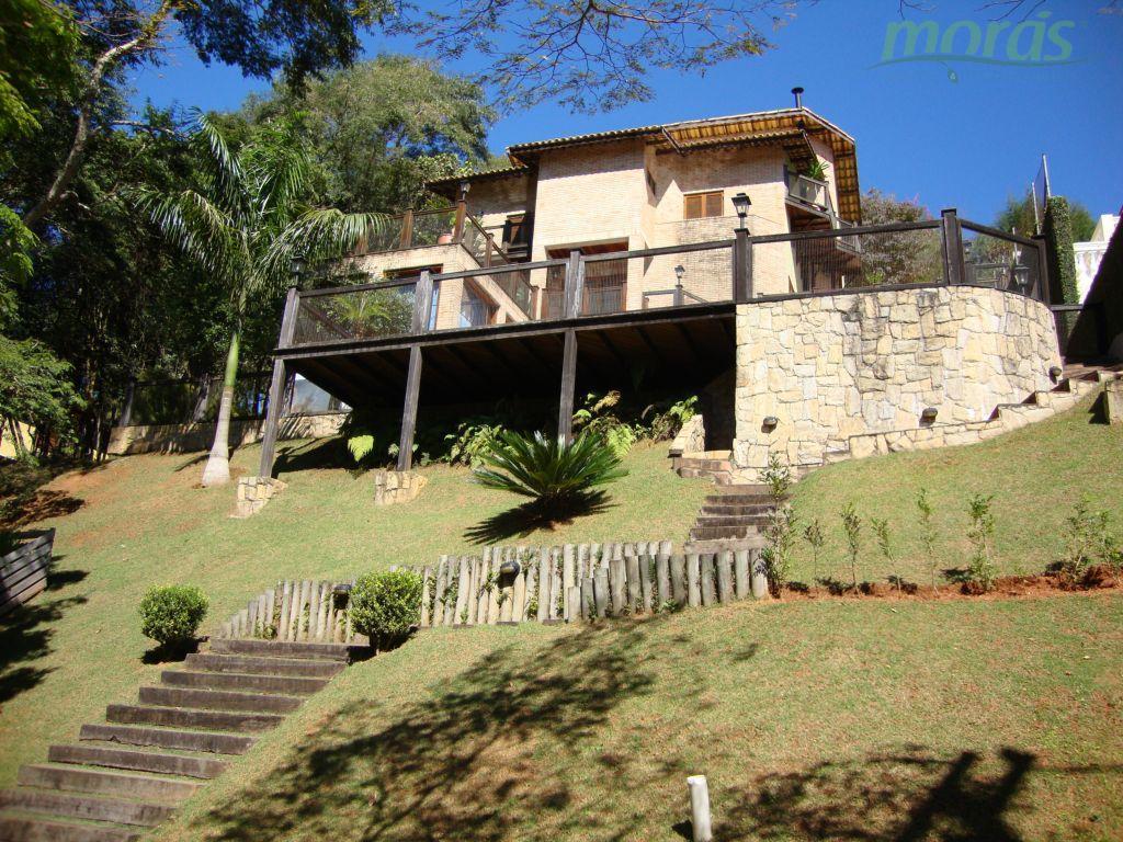 Casa residencial à venda, Loteamento Capital Ville, Jundiaí - CA0080.