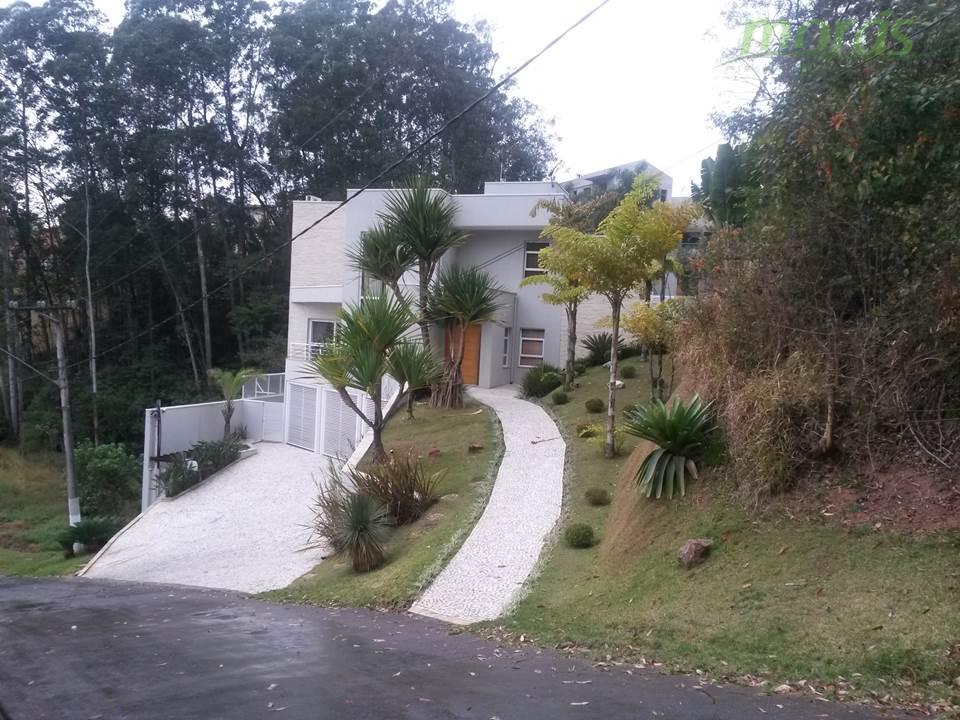 Casa residencial à venda, Loteamento Capital Ville, Jundiaí - CA0339.