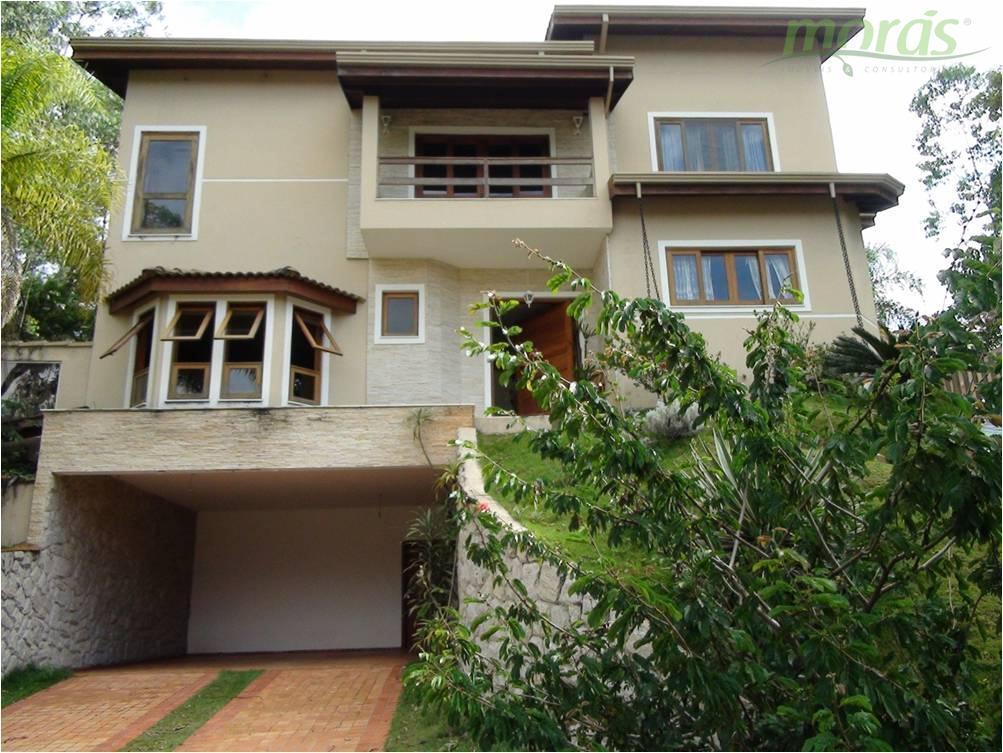 Casa Residencial à venda, Loteamento Capital Ville, Jundiaí - CA0057.