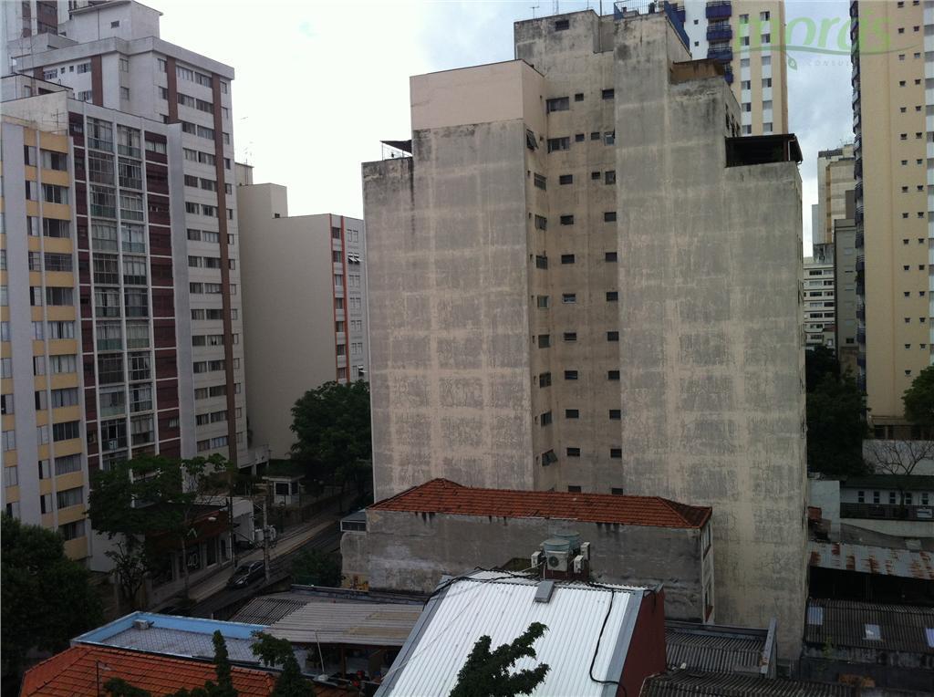 Apartamento residencial para venda e locação, Pinheiros, São Paulo.