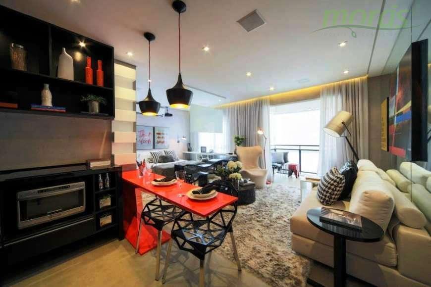 Apartamento residencial para locação, Vila Pompéia, São Paulo.