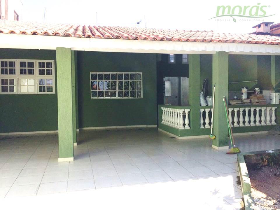 Casa residencial para locação, Vila Marlene, Jundiaí.