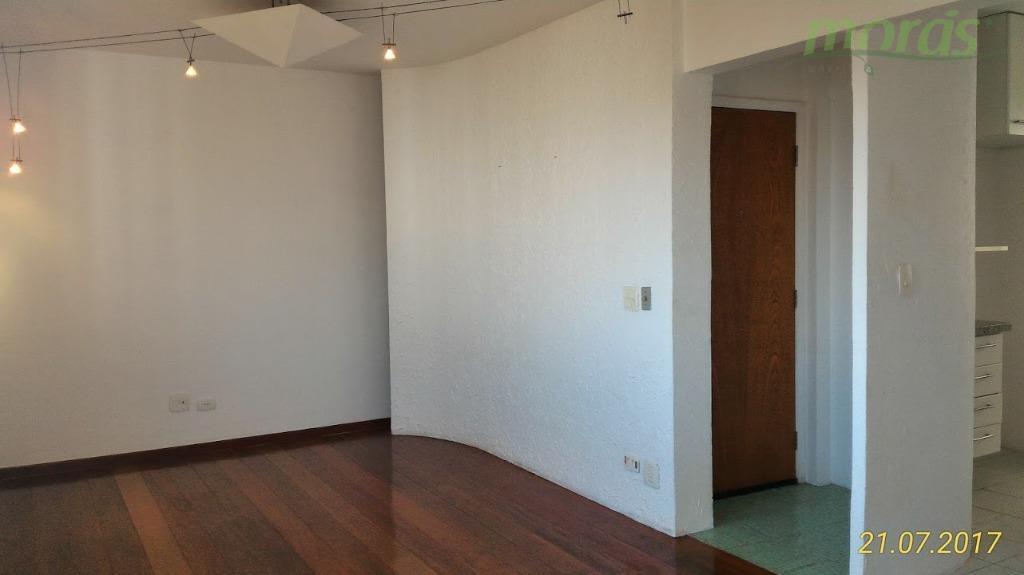 Apartamento residencial para locação, Vila Madalena, São Paulo.