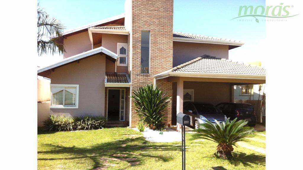 Casa residencial para locação, Reserva da Serra, Jundiaí - CA0962.