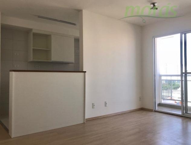 Apartamento residencial para locação, Brás, São Paulo.