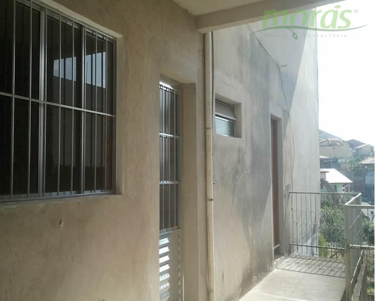 Casa residencial para locação, Cidade Nova, Jundiaí - CA0091.