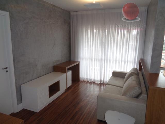Apartamento residencial para venda e locação, Vila Cordeiro, São Paulo - AP0766.