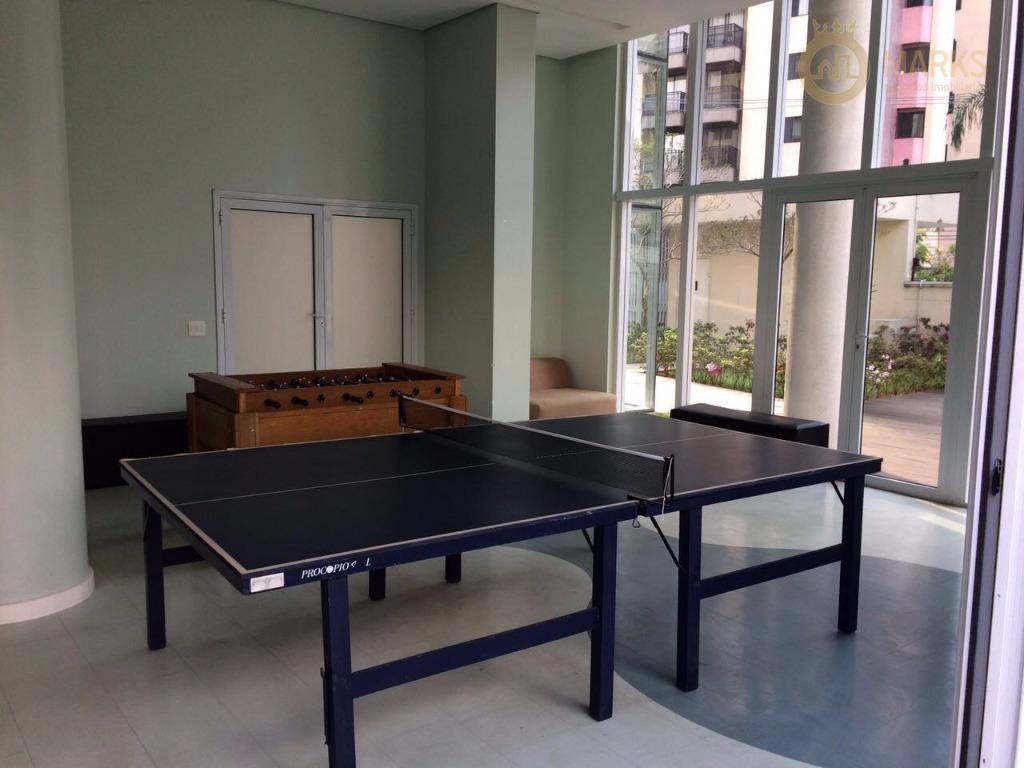 prédio em conceito moderno com lazer de clube, e a planta do apartamento em conceito moderno.com...
