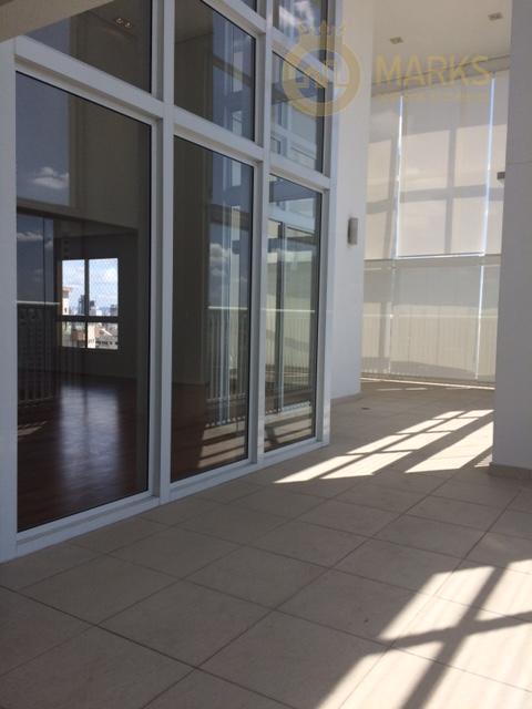 Apartamento Duplex residencial para locação, Chácara Klabin, São Paulo.