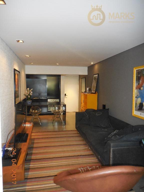Apartamento residencial à venda, Chácara Klabin, São Paulo.