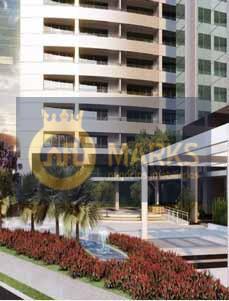 Excelente localização, sala comercial em edifício novo com portaria e estacionamento Verbo Divino