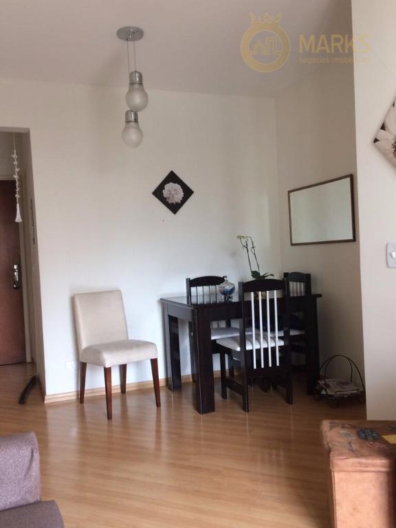 Excelente apartamento próximo ao Metrô Chácara Klabin