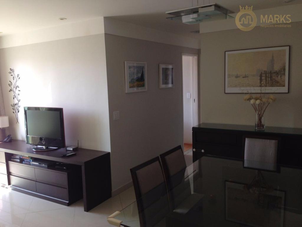 lindo apartamento próximo ao metrô alto do ipiranga, planta com 61 m² de área útil, sala...
