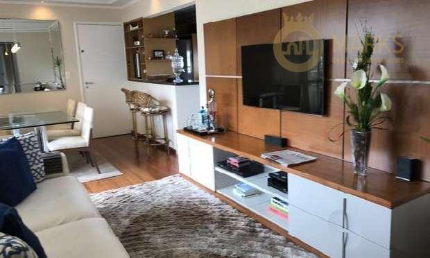 Excelente Apartamento - Amplo e Mobiliado, Vila Mariana,