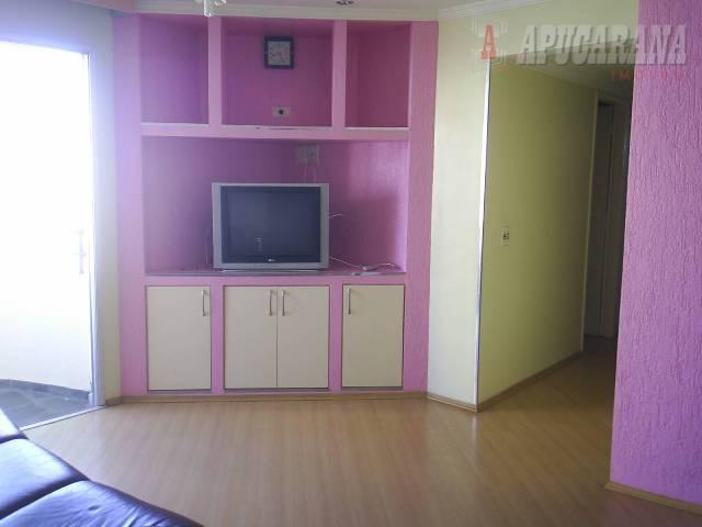Apartamento residencial para locação, Tatuapé, São Paulo - AP0016.