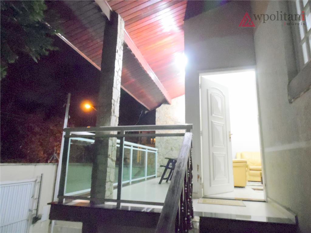 casa - chácara rodrigues - americana - com 190 m² de construção, terreno com 300 m²,...