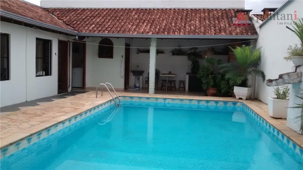 Casa residencial à venda, Jardim Alfa, Santa Bárbara D'Oeste.