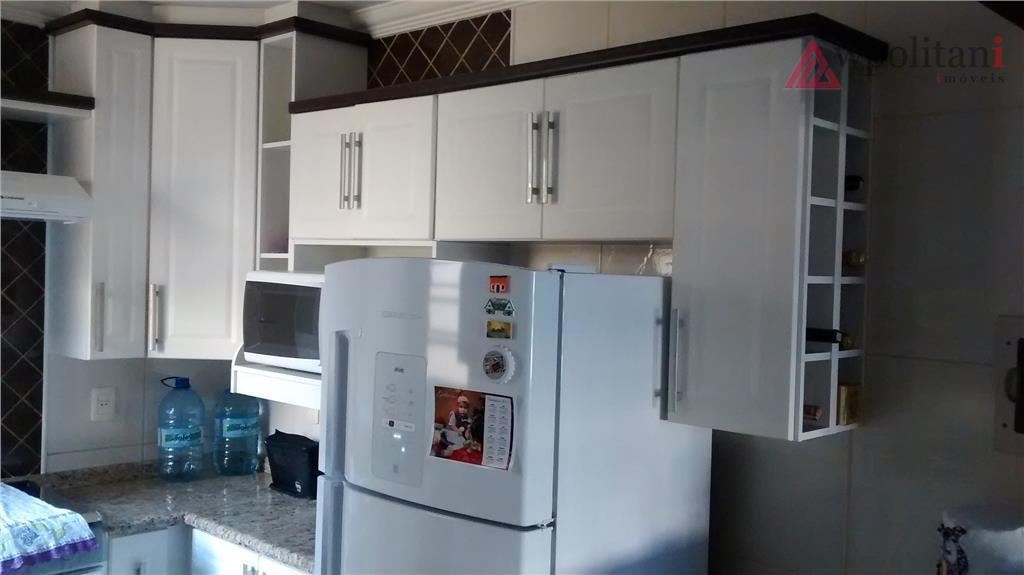 Apartamento residencial à venda, Vila Galo, Americana.